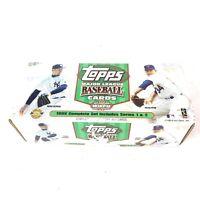 1999 TOPPS MLB BASEBALL COMPLETE FACTORY SEALED SET - 462 CARDS + NOLAN RYAN