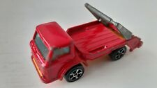 Corgi Juniors Whizzwheels Ford D1000 Container Truck Red