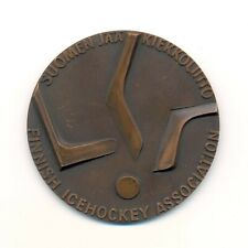 1965 Tampere Finland World Ice Hockey Championships participant medal