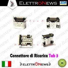 Connettore di ricarica Micro Usb Tab 3 SM T211 Galaxy Samsung T210 P3200 P5200