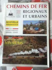 Chemins de fer régionaux et urbains 237 1993 chemins fer VIVARAIS DINANT GIVET