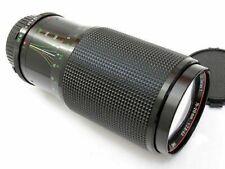 Vivitar Series 1 70-210mm F2.8-4 VMC Macro Zoom Lens for Minolta MD Japan F/S