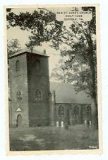 Suffolk, Virginia, Old St, Luke's Church (SmiscVA10
