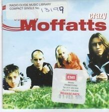 (BK864) The Moffatts, Crazy - 1999 DJ CD