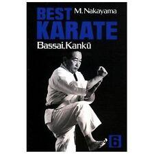Best Karate, Vol.6: Bassai, Kanku: By Nakayama, Masatoshi