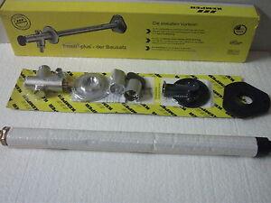 """KEMPER 'Frosti-plus' Frostsichere Außenarmatur 1/2""""RG Bausatz,415mm,  5740301500"""