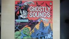 GHOSTLY SOUNDS Peter Pan Records LP 60s
