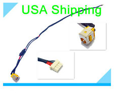 DC power jack plug in cable harness for Acer Aspire 5920 5920G  65w
