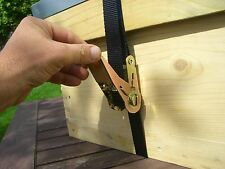 [UK] Beekeeping Heavy Duty Ratchet Hive Securing Strap