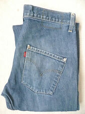 LEVI'S TYPE 3 TWISTED ENGINEERED JEANS W30 32L BLUE VINTAGE LEVG085 #