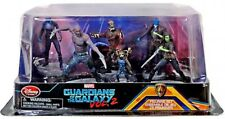 Marvel Guardians of the Galaxy Vol. 2 Exclusive 6-Piece PVC Figure Play Set