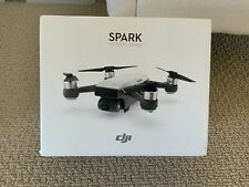DJI Spark Fly More Combo Alpine White 1080p Camera Drone Quadcopter CP.PT.000899