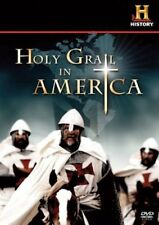 Holy Grail in America Knights Templar (DVD, 2010) NEW