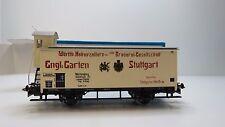 """Bierwagen """"ENGISCHER GARTEN""""  Märklin 4677 OVP TOP (FHL)"""