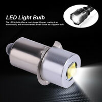 P13.5S LED Upgrade Bulb for Flashlight Torch Light 210LM Replacement Bulbs UK
