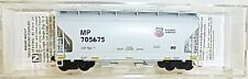 Missouri Pacific RR 2 Bay ACF COV hop micro trains 092 00 270 1:160 OVP hv3 Å