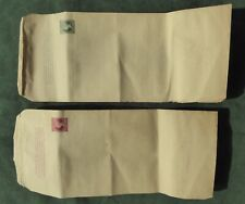Victorian Newspaper Wrappers -Gibralter Postal History 5C And 10C