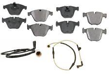 2 Pads Front Rear Back Brake Sensor Pad Set kit BMW 745i 745Li 750i 750Li 760Li