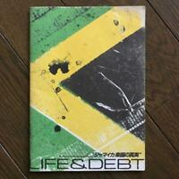 Reggae Movie brochure Lie&Debt Bob Marley