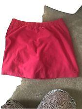 Nike S (4-6) Tennis Skirt Skort Built In Matching Compression Shorts Never Worn