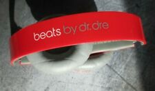 Beats by Dr. Dre Beats Solo HD Special Edition Red Genuine headphones