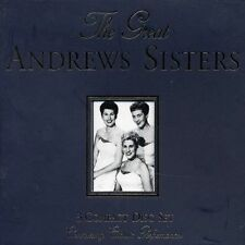 The Great Andrews Sisters Vol 11 (CD, Apr-1999, Redx)