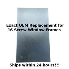 RV Entry / Entrance Door Glass for Window - Travel Trailer & 5th Wheels