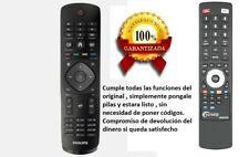 Mando de sustitución Philips 398GR8BD1NEPHH para tv 40PFH4101/88 , 40PFH4100/88