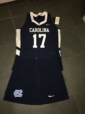 New listing Nike Womens UNC North Carolina Tar Heels Lacrosse #17 Jersey & Kilt Womens M