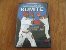 Shotokan Karate Kumite by Steve Flores Dvd