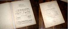 air du Concert à la Cour de Auber arrangé pour le piano et le chant 1858