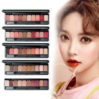 10 Colors Eye Shadow Eye Shadow Powder Makeup Waterproof Sweatpro Z3W1 Z4E9