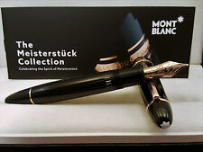 MONTBLANC Meisterstuck N°149 90th Anniversary Edition Rose Gold Fountain Pen