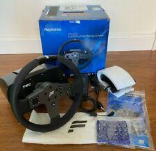 Fanatec CSL Elite Racing Wheel + Base (PS4/PC) | Sim Racing Rig F1 iRacing
