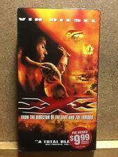 Xxx - Vin Diesel - Vhs Movie