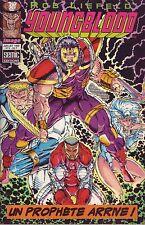 Youngblood N°2 - Semic-Image Comics Juillet 1995 - TBE