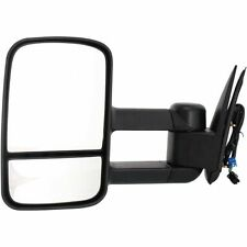 New Driver Side Power Heated Towing Mirror For Chevrolet / GMC Truck 2003-2007