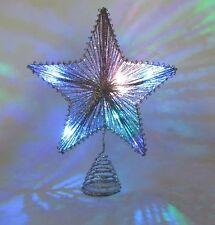 """8 """"Tree Top Estrella con la que cambia de color luces LED (RA10271)"""
