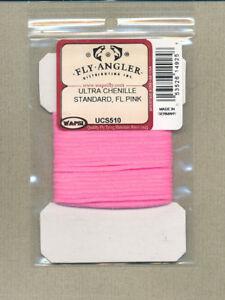 Ultra chenille standard - fl pink     UCS510