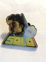 Star Wars Solo - Starter Set - Hans Solo Disney Pin (B6)
