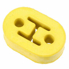 Yellow Car Auto Useful Exhaust Pipe Mount Hanger Insulator for Audi Toyota BMW