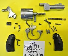 H & R MODEL 733 32 SW GUN PARTS LOT ALL PARTS PICTURED ONE PRICE ITEM # 17-1063