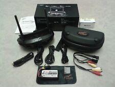 FPV Goggles Flysight Spexman SPX02 5.8GHz Diversity RX Battery HDMI / Fatshark