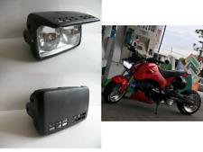 New Universal Twin Motorcycle Headlight Streetfighter Custom Enduro Xlr Dtr Gsxr