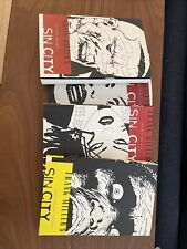 Frank Miller's Sin City Tpb Second Edition Volume 1 2 3 4