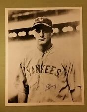 LOU GEHRIG NEW YORK YANKEES  1940s VINTAGE ORIGINAL PHOTO