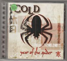 COLD - year of the spider CD