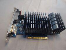 Asus Video Card 710-2-SL-CSM GeForce GT710 2GB DDR3 64-Bit PCIExpress HDMI/DVI