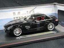 Maisto Mercedes-Benz SLS AMG 1:18 Black (JS)