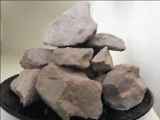 India Clay Edible Rose Clay-Fresh, natural & clean clay- slight waxy taste-250GM